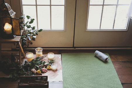 How To Create A Yoga Space In Your Home - Insider Yoga Website